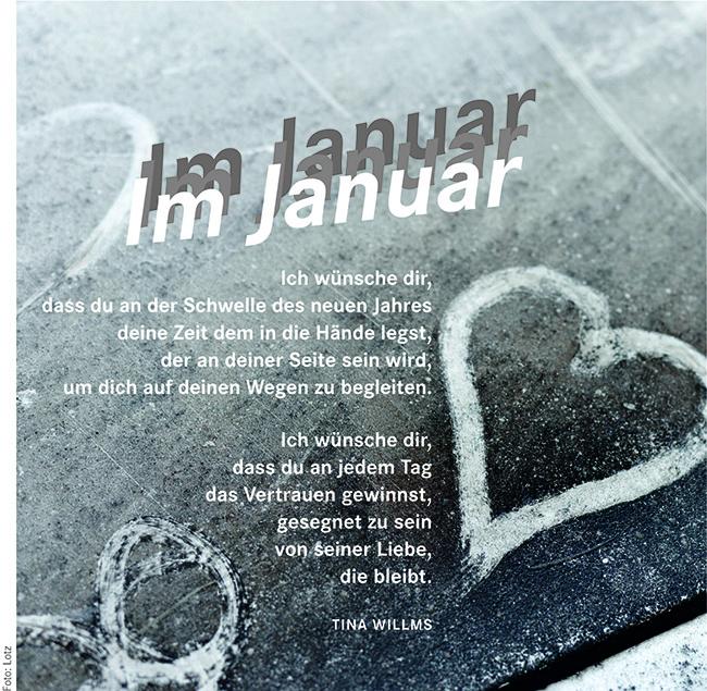 Read more about the article Gedanken zum neuen Jahr
