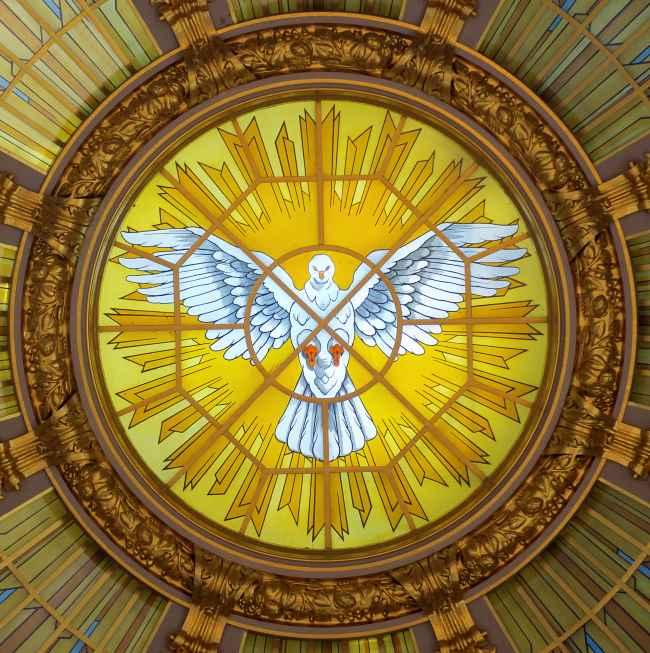 Read more about the article Pfingsten – Nicht nur Gottesdienste