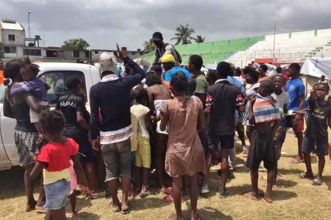 You are currently viewing Neuigkeiten aus Haiti