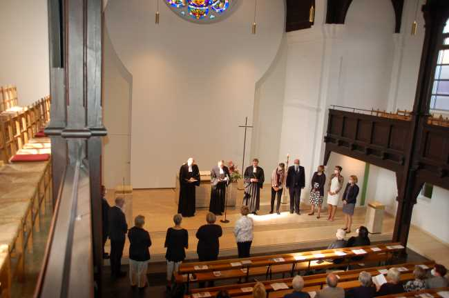 Read more about the article Einführung des Presbyteriums