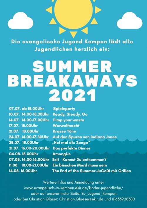 Breakaways 1